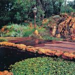 01 Unusual water feature flows across driveway 150x150 - Step-by-Step