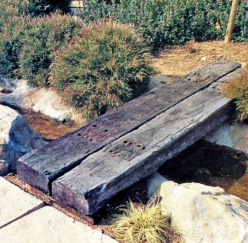 04 Railway sleepers 1024x1006 - Crossing Water