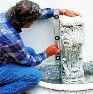 04 position pedestal 298x300 - Precast Fountain Feature