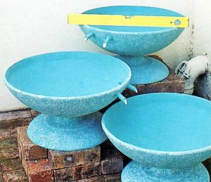 05 place bowls 300x259 - 3 Bowl Fountain