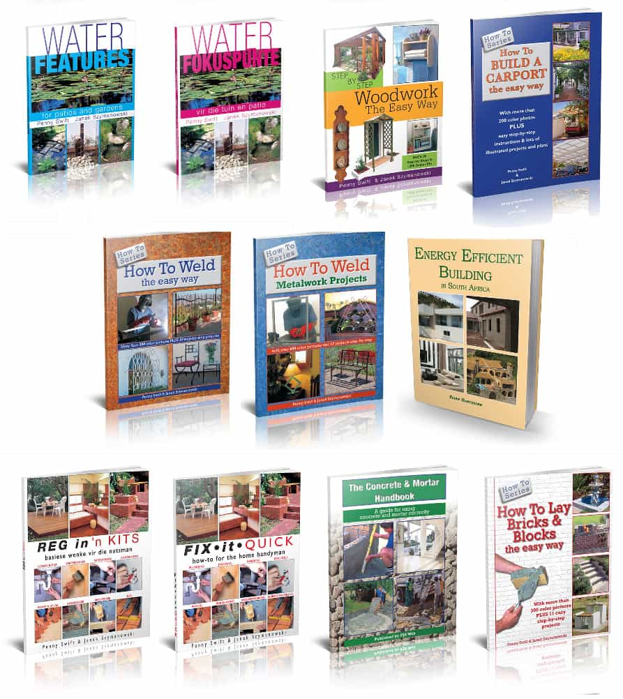 A Few of our published books